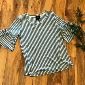 Striped W5 Top